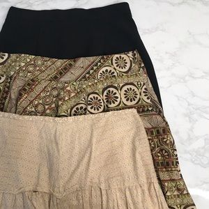 x3 Small Skirts